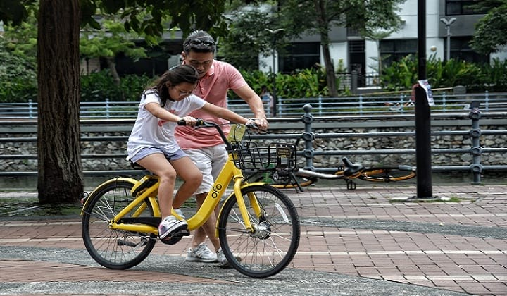 How To Teach An Older Child To Ride A Bike