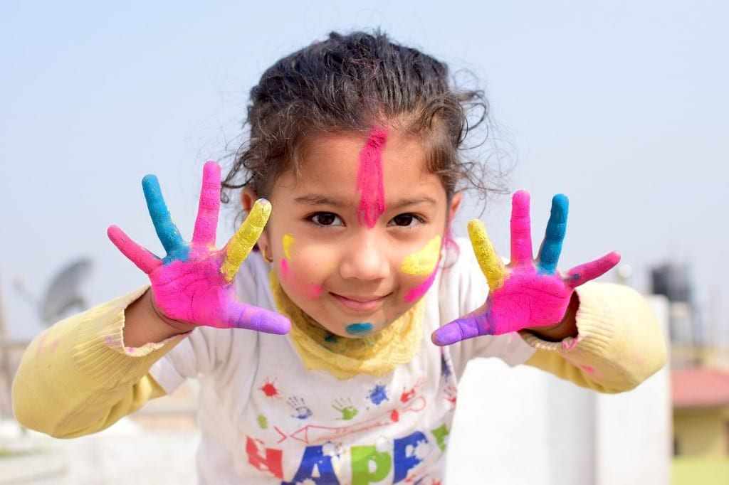 How Painting can Help a Child's